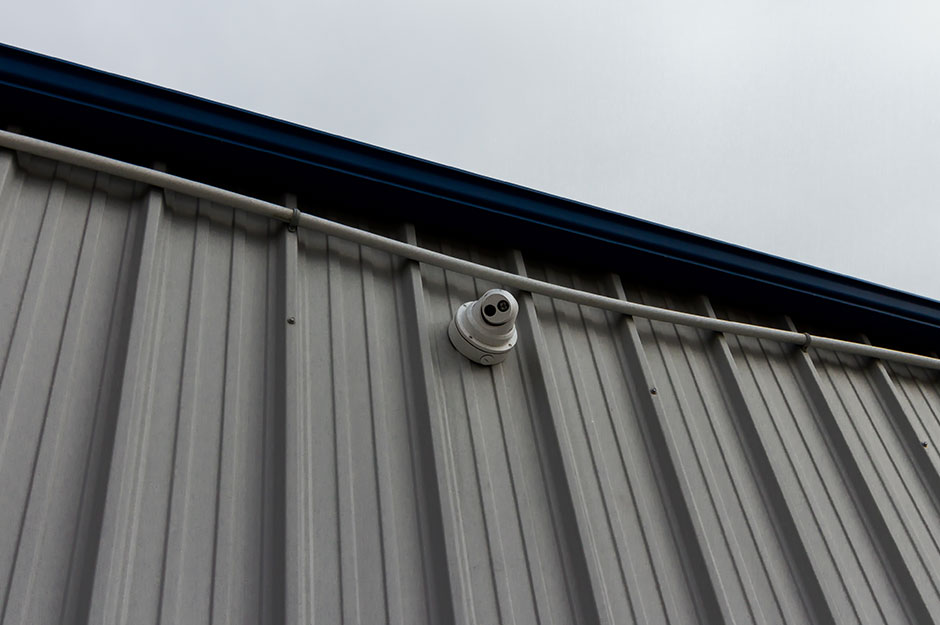 Storage Security Cameras